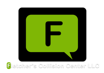 Fletcher's Collision Center Logo